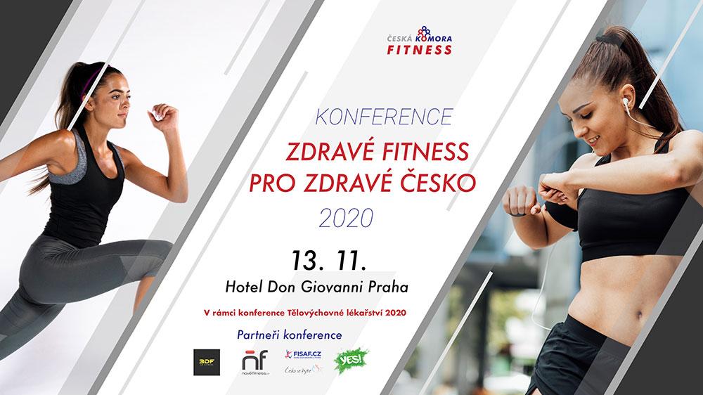 Fisaf - konference Zdravé fitness pro zdravé Česko
