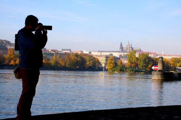Kurz fotografování s Janem Rybářem, vítězem Czech Press Photo. Foto: www.iFotografovani.cz