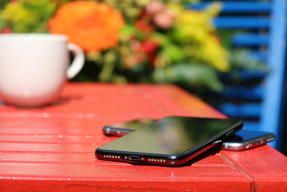 Kurz focení iphonem