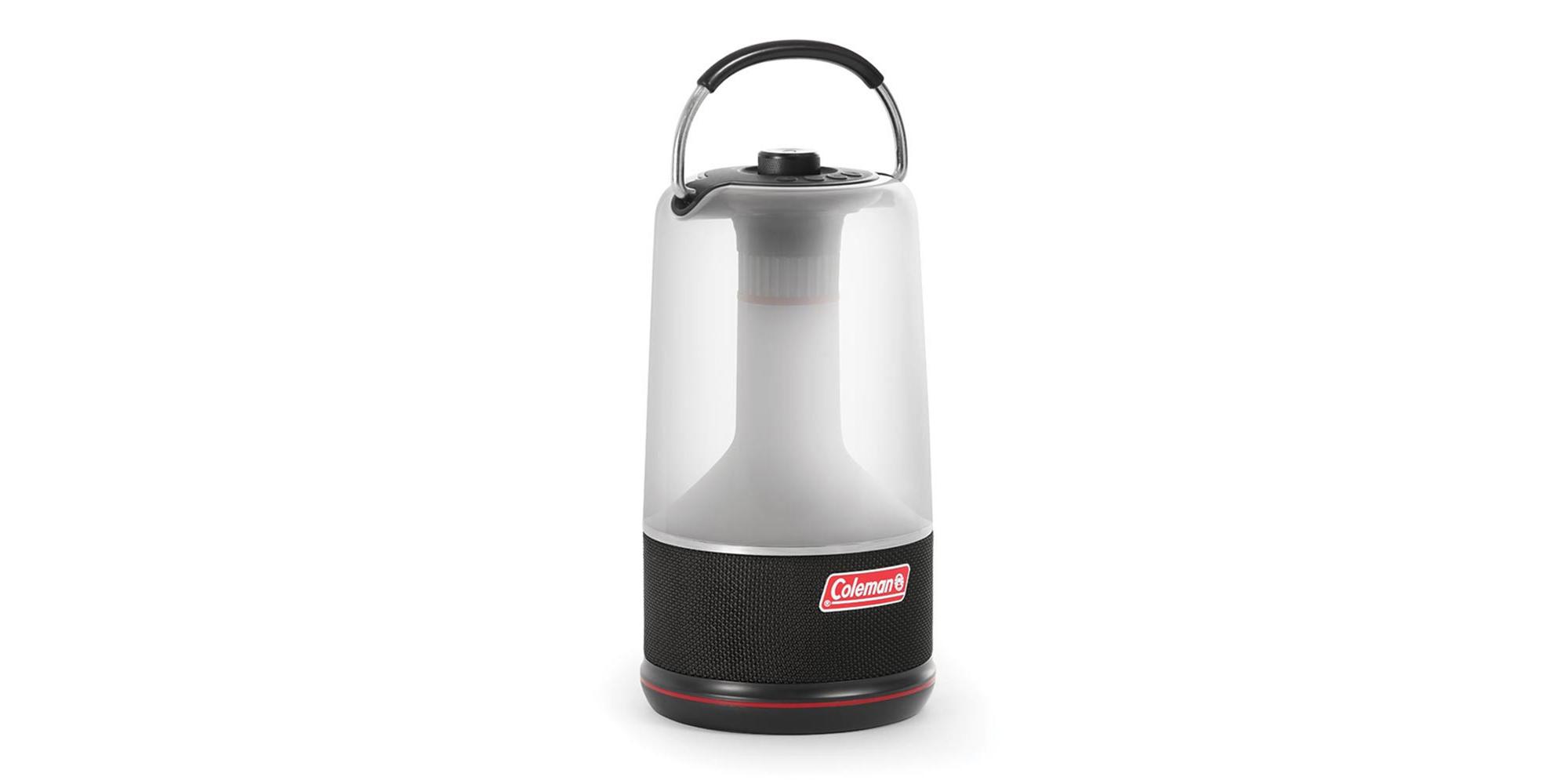 Multifunkční stolní svítilna 360 Sound & Light Led Lantern Coleman