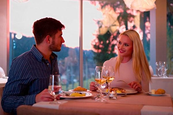 Restaurace Spa hotelu Lanterna. Foto: www.lanterna.cz
