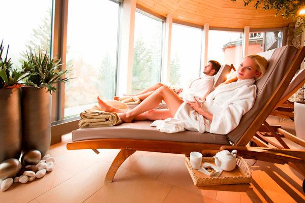 Spa hotel Lanterna ve Velkých Karlovicích má krásně vybavenou wellness zónu a saunový svět. Foto: www.lanterna.cz