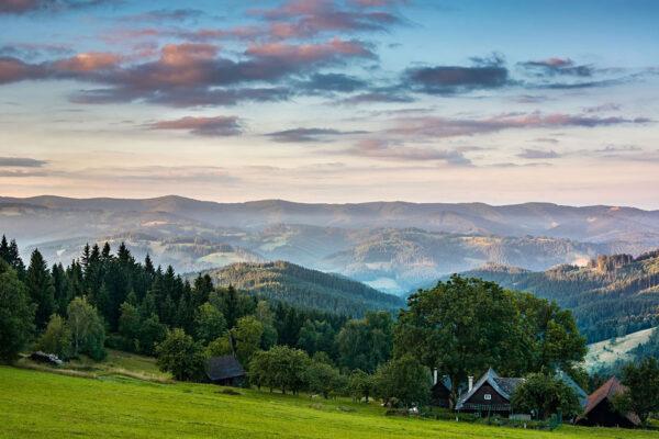 Skvělé podmínky pro dovolenou najdete v Beskydech. Foto: www.lanterna.cz