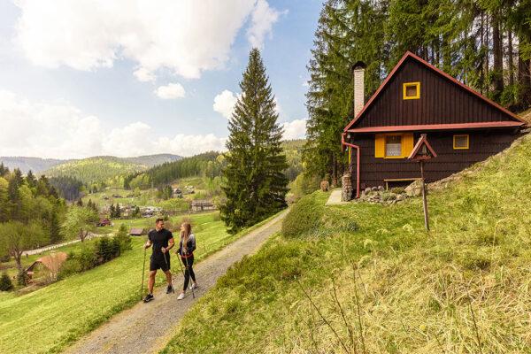 Na Valašsku vás v kondici udrží široká nabídka sportovních aktivit. Foto: www.lanterna.cz