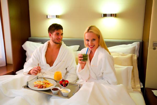 Na romantickou dovolenou ve dvou láká Spa hotel Lanterna na Valašsku. Foto: www.lanterna.cz