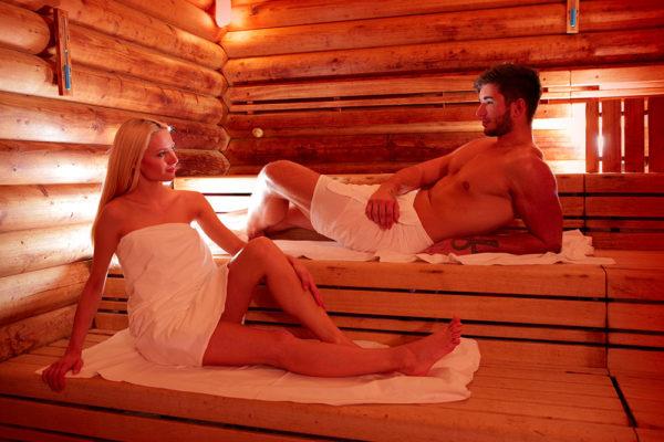 Teplo, vůně a klid – to jsou saunové rituály vL-Spa Lanterna