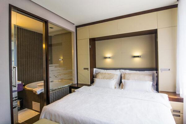 Spa hotel Lanterna - apartmán. Foto: www.lanterna.cz