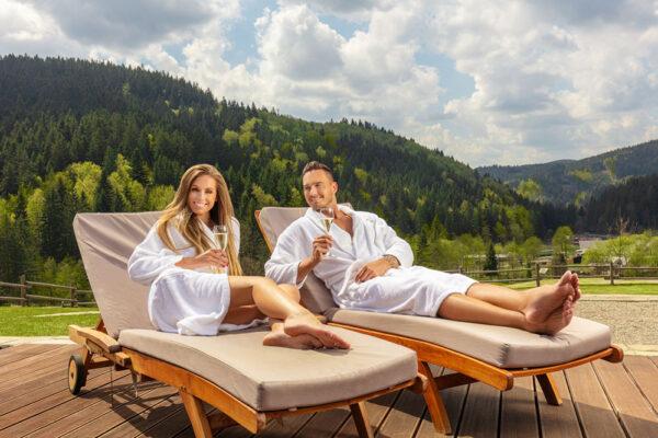 Ráj pro romantické duše. Foto: www.lanterna.cz