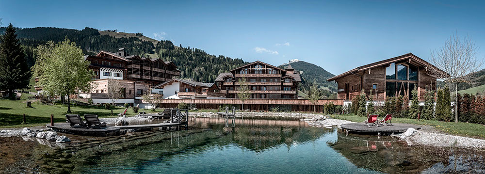 Leogang hotel Badhaus