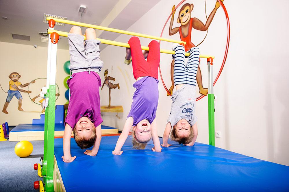 Týdenní sportovní kempy Monkey's Gym