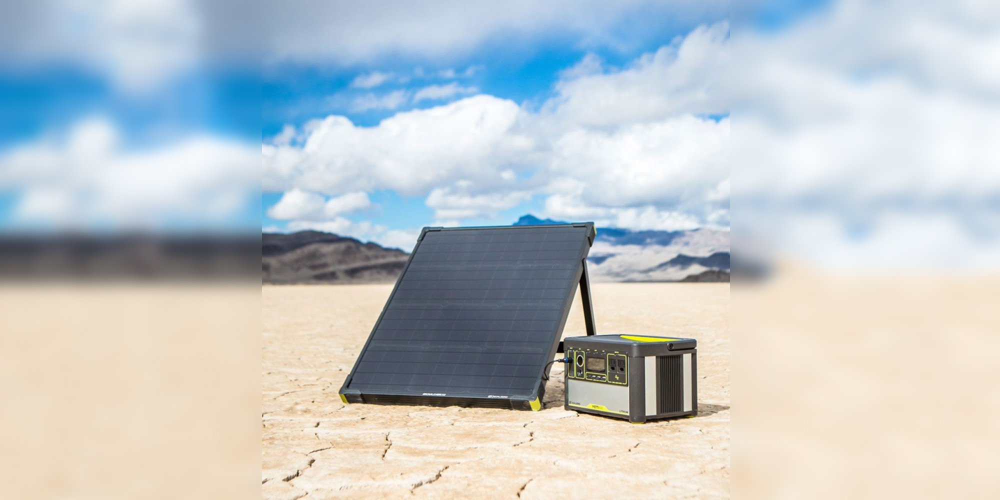 Záložní zdroj energie Goal Zero Yeti 400 Lithium