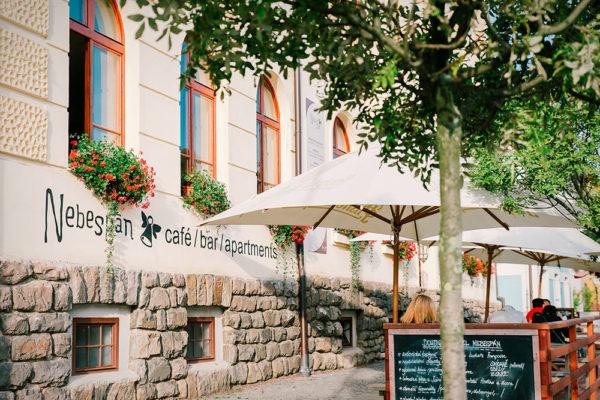 Nebespán je první boutique hotel na Šumavě. Foto: www.nebespan.cz