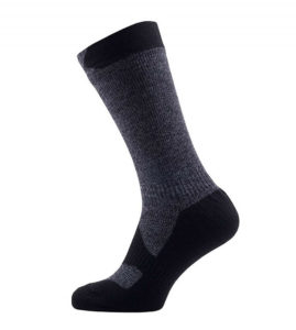 Nepromokavé ponožky SealSkinz Walking Thin Mid