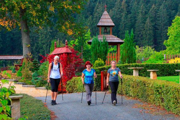 Chůze je nejpřirozenějším pohybem. Foto: www-lanterna.cz