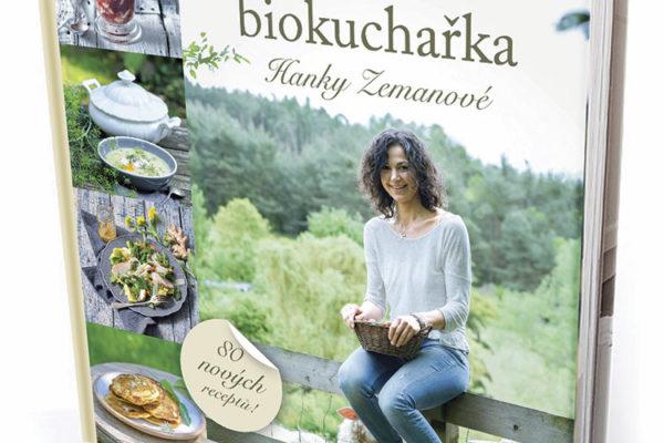 Kompletně přepracované vydání nejprodávanější knihy o biopotravinách a zdravém vaření po deseti letech. Foto: www.smartpress.cz