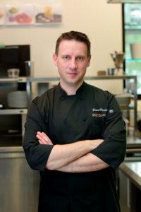 Pavel Václavík, restaurace Vyhlídka Spa hotelu Lanterna