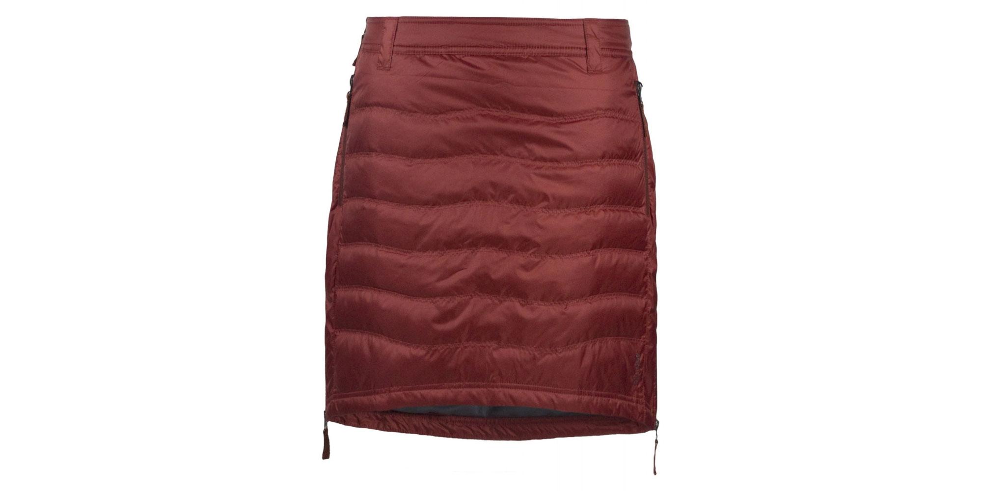 Prošívaná péřová sukně Short Down od firmy Skhoop