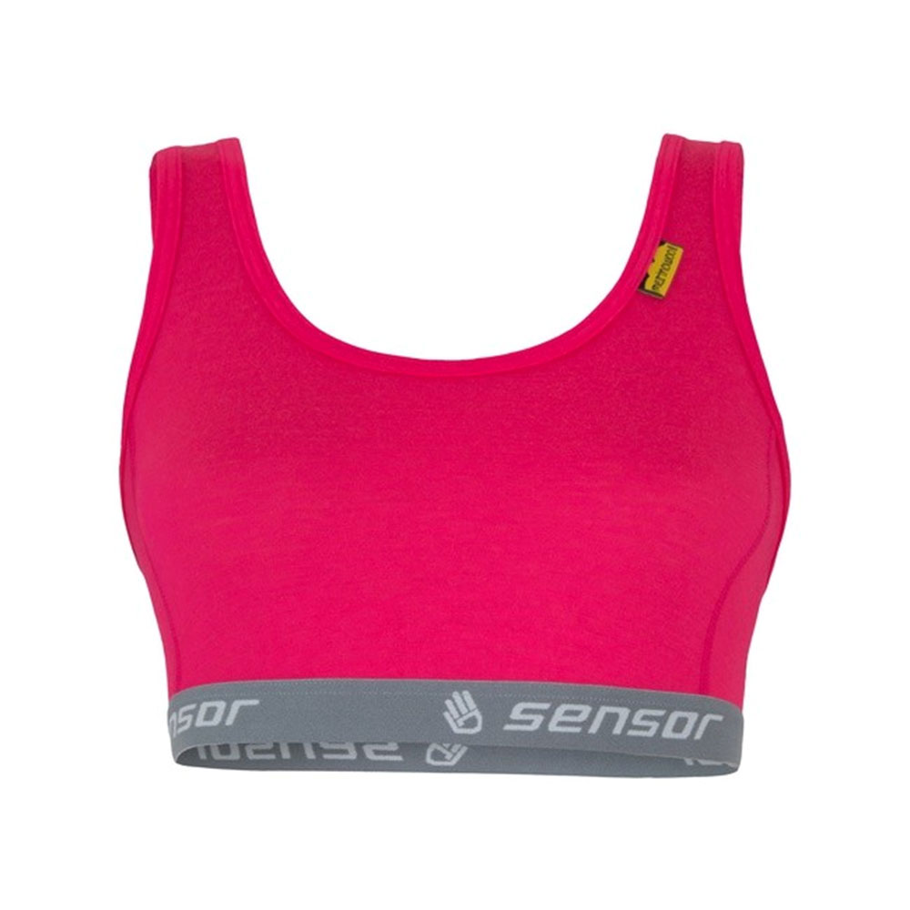 Sportovní podprsenku Merino active od značky Senzor