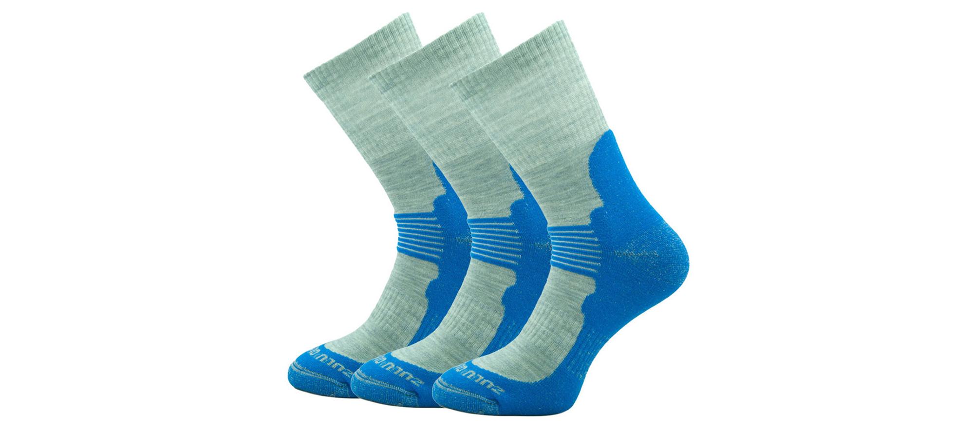 Pánské ponožky Zulu Merino Men