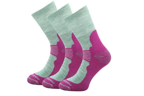Dámské ponožky Merino Women Zulu. Foto: www.4camping.cz