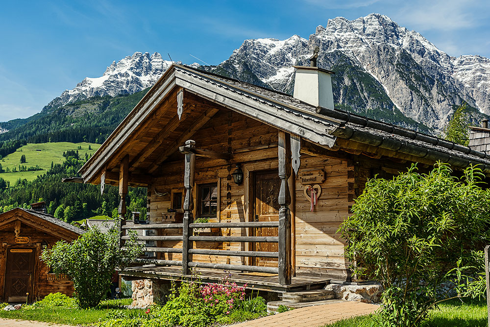 Alpský Leogang - Hotel Puradies