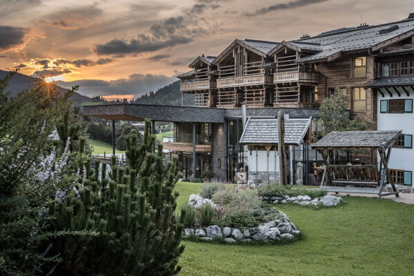Alpský Leogang milují bikeři, turisté, rodiny i nároční gurmáni