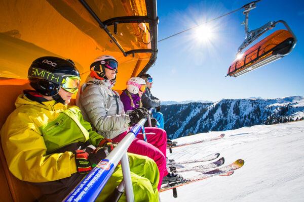 Dopřejte si letos pořádný Skicirkus v rakouském Leogangu!