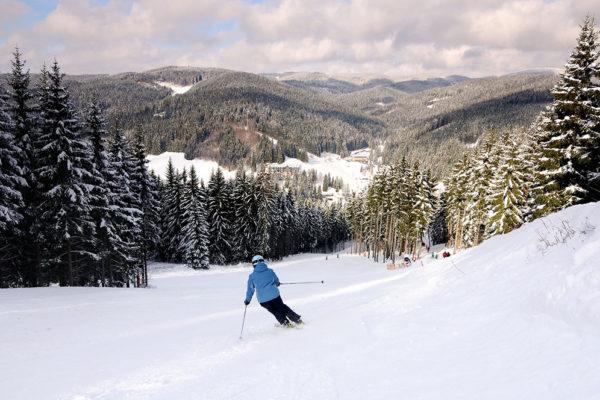 Parádní lyžovačka ve Ski areálu Razula ve Velkých Karlovicích. Foto: www.lanterna.cz