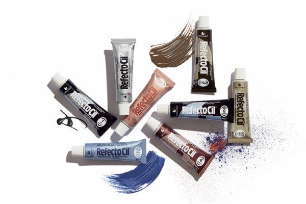 RefectoCil je profesionální kosmetika zaměřená na styling a péči o řasy a obočí. Foto: www.refectocil.cz
