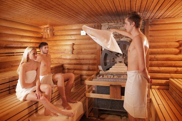 Valašský ráj pro milovníky sauny