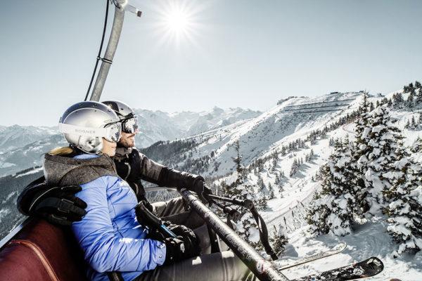 Zell am See-Kaprun je jedna z nejoblíbenějších lyžařských oblastí Rakouska. Foto: Zell am See-Kaprun Tourismus GmbH
