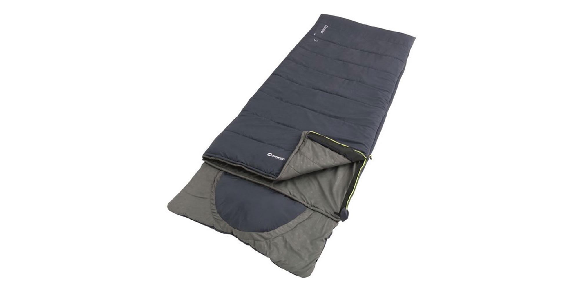 Oboustranný dekový spacák Outwell Contour Lux