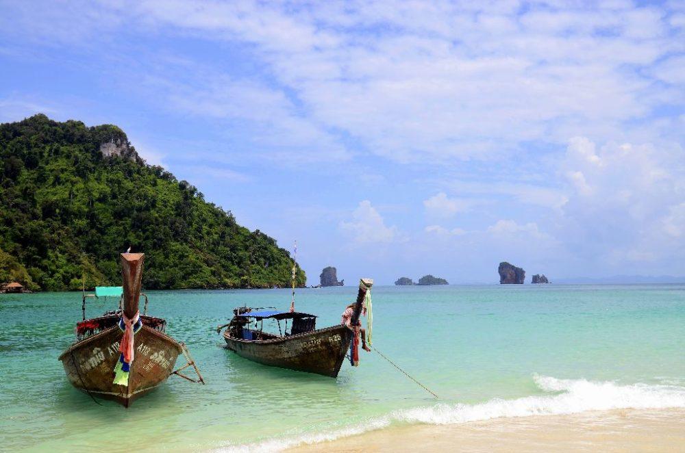 Thajsko Krabi