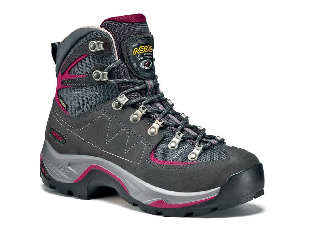 Dámské trekingové boty Asolo TPS Equalon