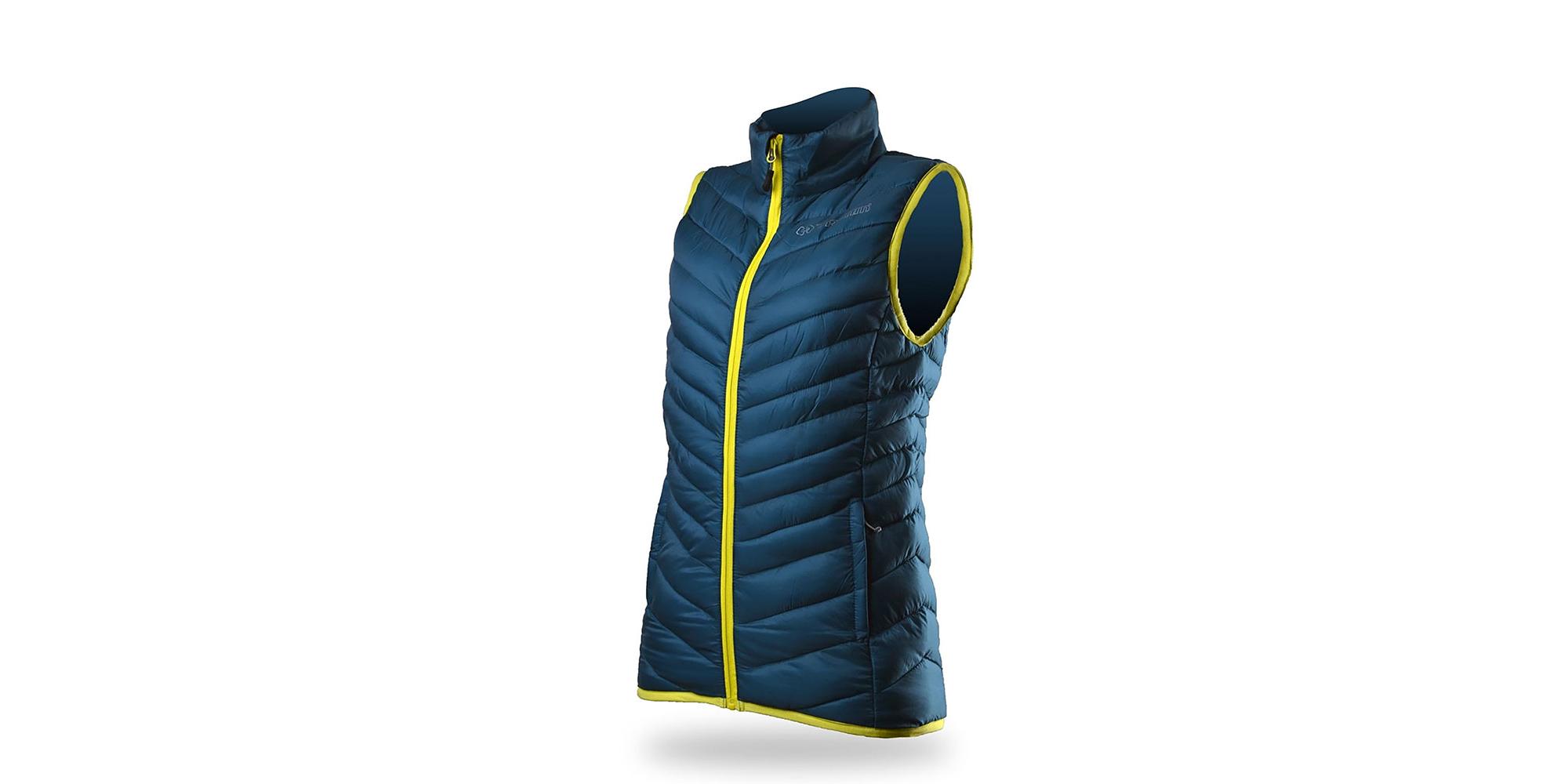 Sportovní dámská vesta Vesta Trimm Whisper Lady