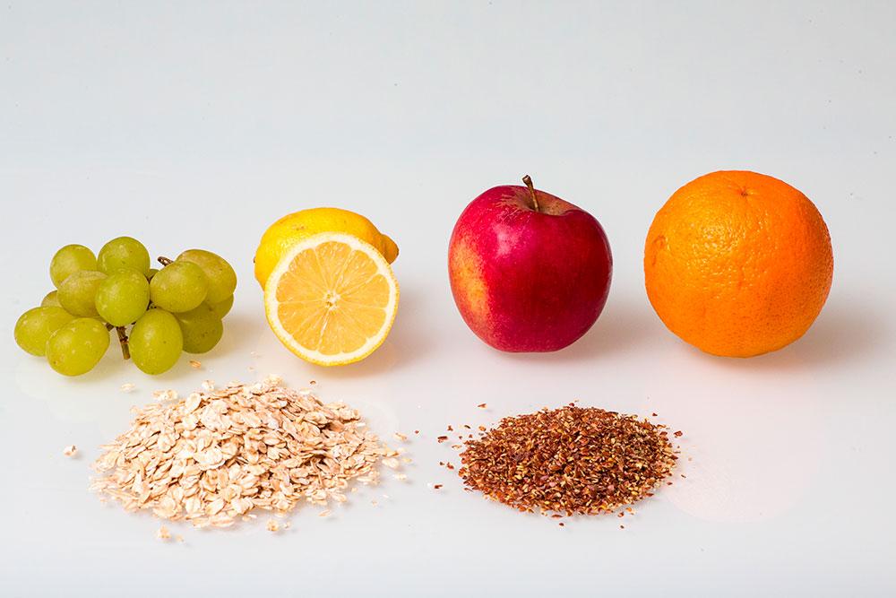 Ovoce vitamíny