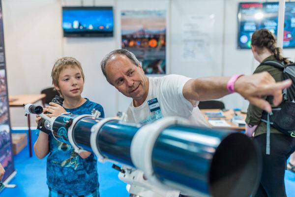 5. ročník Veletrhu vědy, bude 6. až 8. června na výstavišti PVA EXPO PRAHA v Letňanech. Foto: www.veletrhvedy.cz