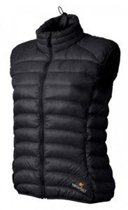 péřová vesta Swan Warmpeace