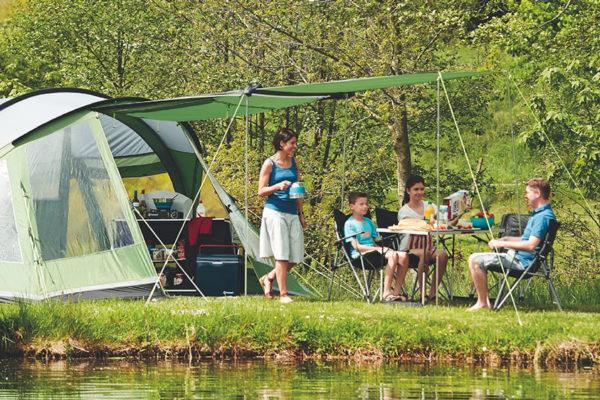 Sezóna grilování, pikniků, táboření i kempování je tady! Foto: oase