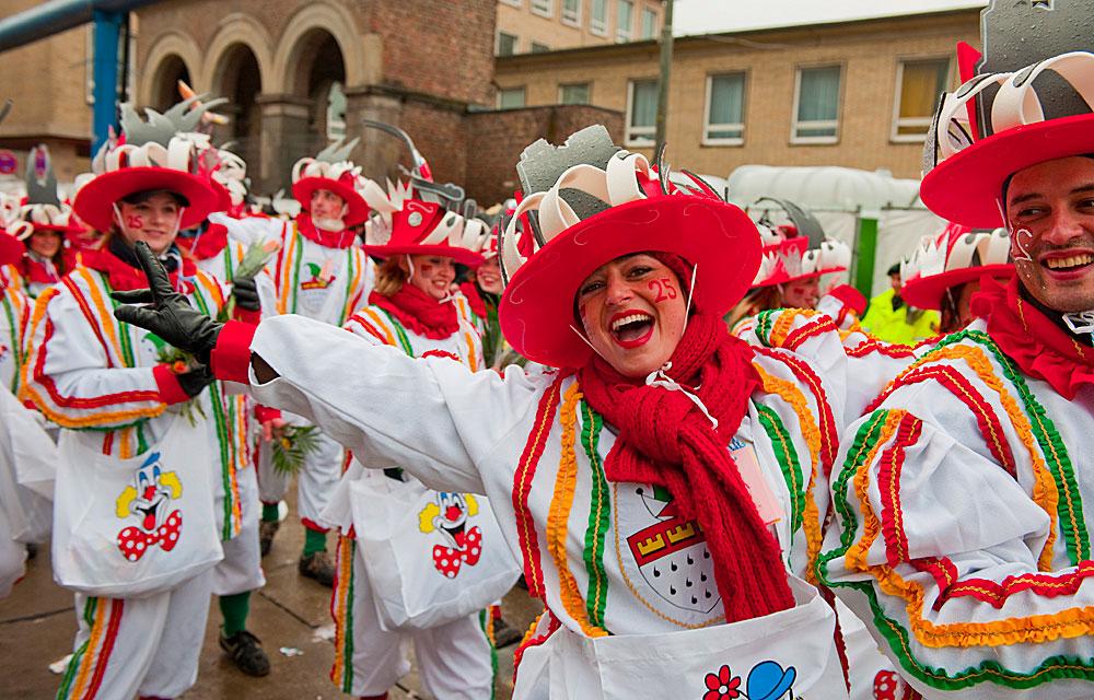 Kolínský karneval