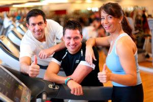 Instruktoři ve fitness