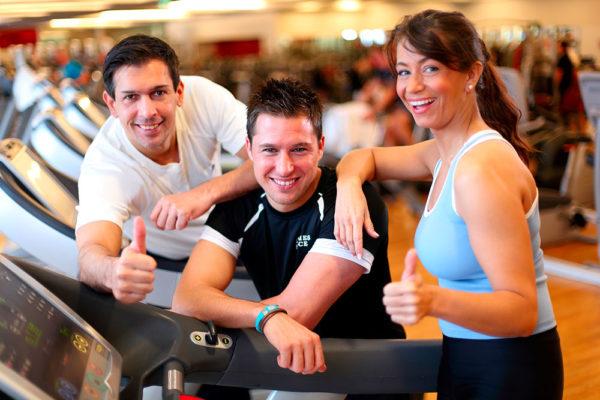 Trenéři fitness. Foto: www.imagio.cz
