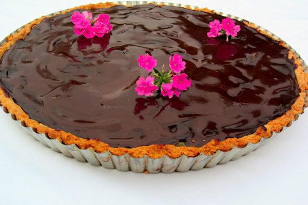 Hruškový koláč. Foto: www.nebespan.cz