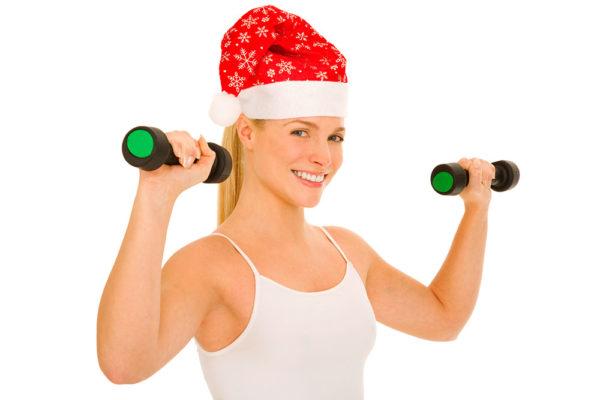 Nepřestávejte se hýbat ani o Vánocích. Foto: www.imagio.cz