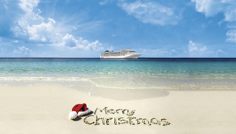 Vánoce na lodi