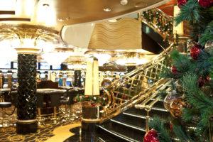 Luxus na lodi