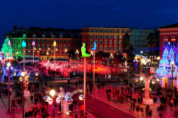 Vánoční festival v Nice vypukne už 6. prosince Foto: A.Issock