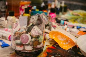 AladinE má širokou nabídku kreativních kurzů a workshopů. Foto: www.aladine.cz
