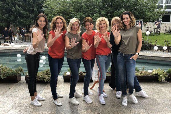 Výzva Dejte svému životu pět hvězd, která si klade za cíl zlepšit životní styl české populace. Foto: www.fisaf.cz